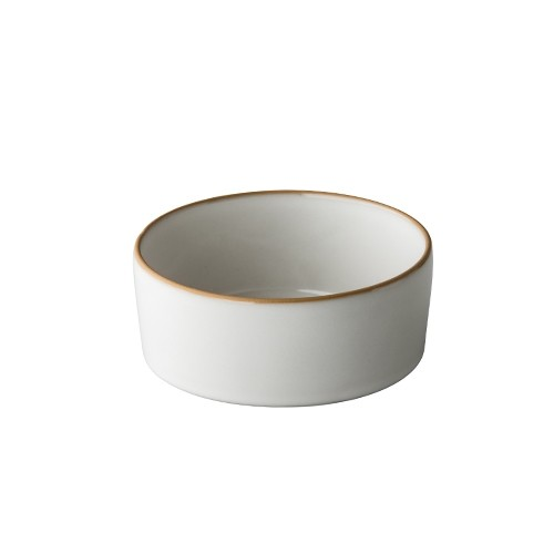 Kom Japan, white/grey, Ø 11 cm