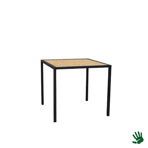 Hot Metal zittafel, OSB
