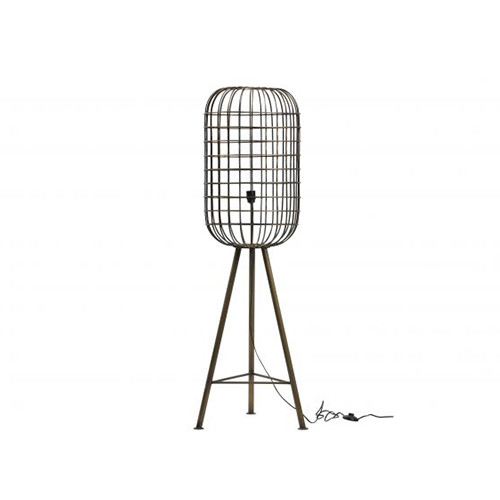 Home - Staande lamp, matzwart