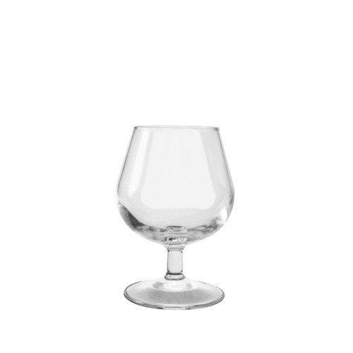 Cognacglas klein, 14 cl.