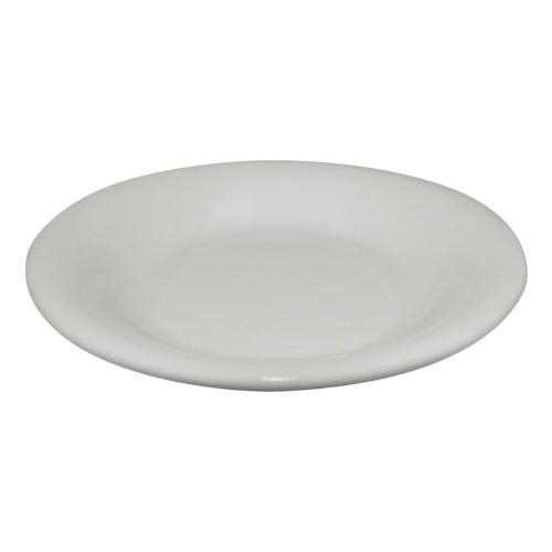 Tipje amuse bordje, Ø 8,5 cm.