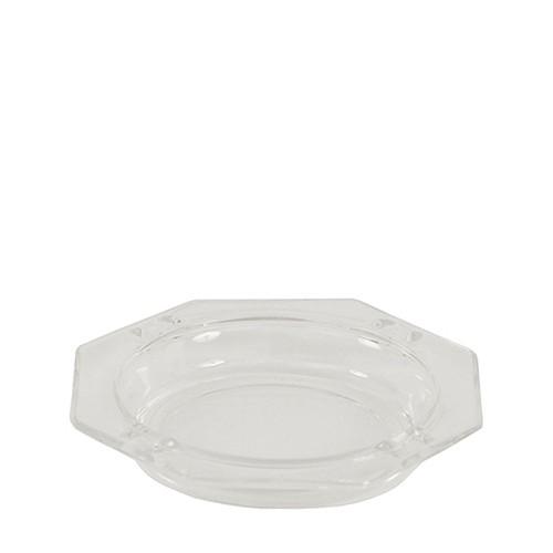 Tafelasbakje glas klein