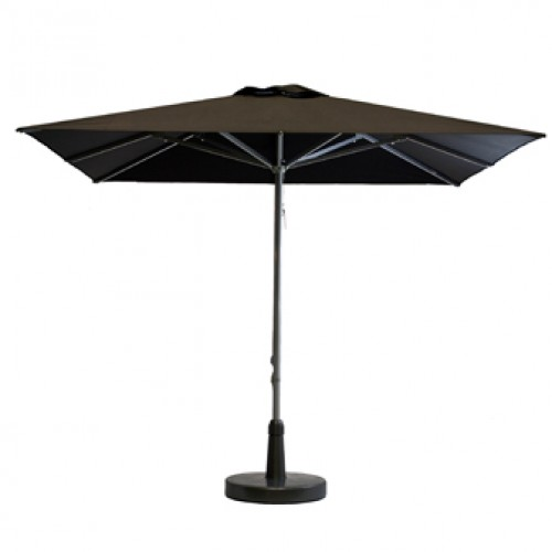 parasol zwart