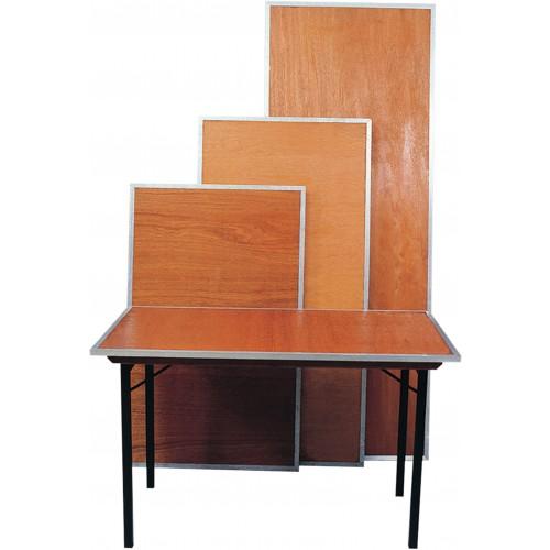Klaptafel, 150x75 cm.