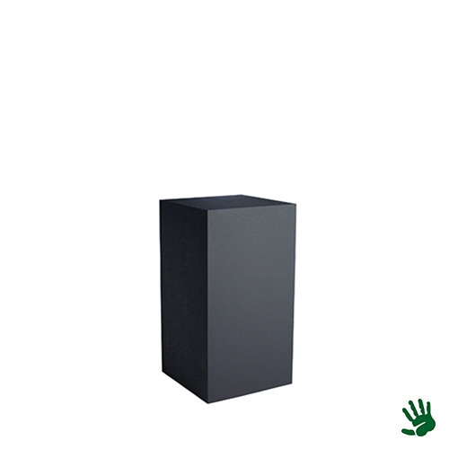 Black Velvet zuil, 75 cm.