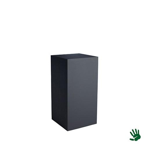 Black Velvet zuil, 100 cm.