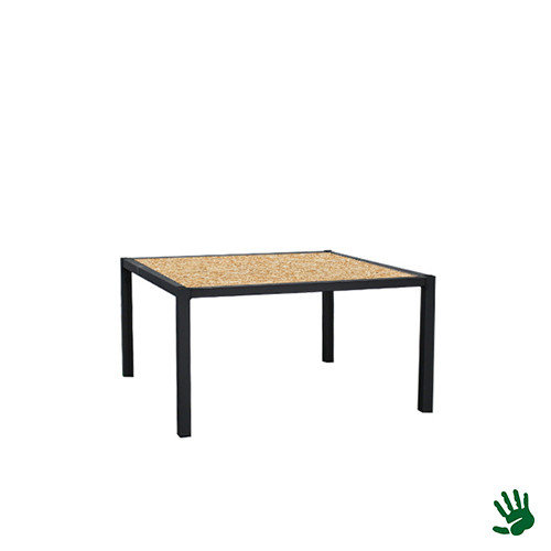 Hot Metal salontafel, OSB, klein