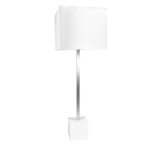 Luxe staande lamp vierkant