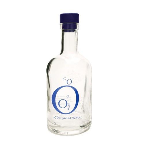 O Original waterfles, incl. blauwe dop