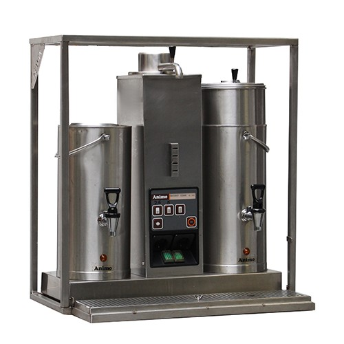 Koffiezetapparaat, 2x5 liter