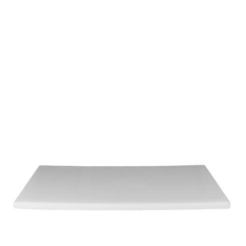 Snijplank kunststof, 50x30 cm.