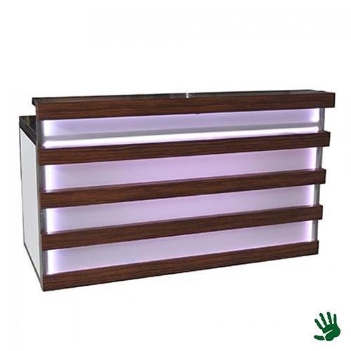 Bar John, incl. LED verlichting, met onderkoeling