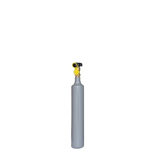 Koolzuurcilinder 0.5 kg t.b.v. biertap tafelmodel