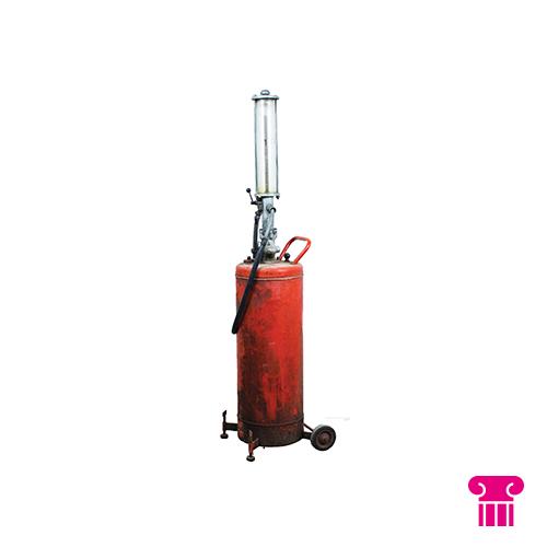 Brommer benzinepomp