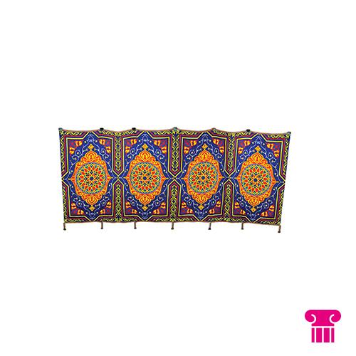 Arabisch wandscherm
