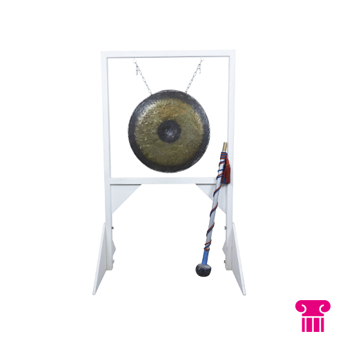 Gong in frame
