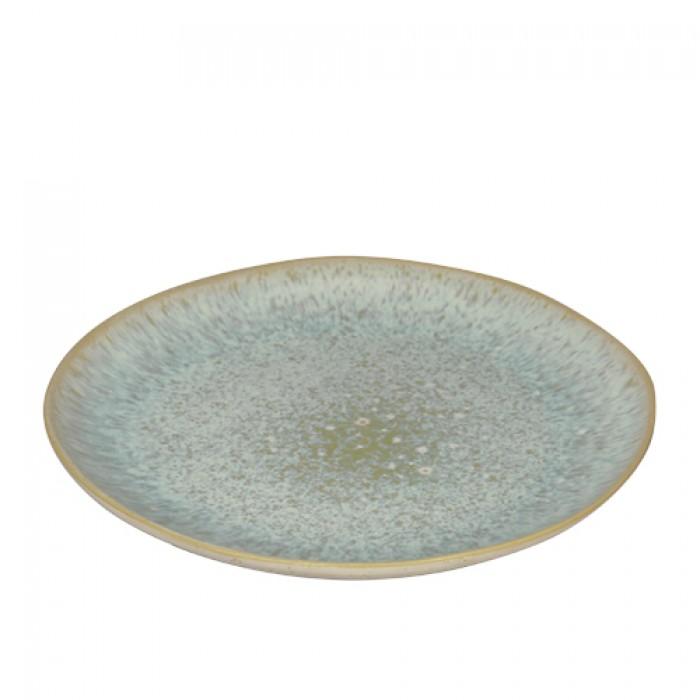 Bord Blue Sea, Ø 28 cm