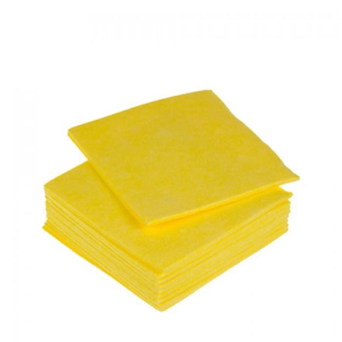 Vaatdoek, geel