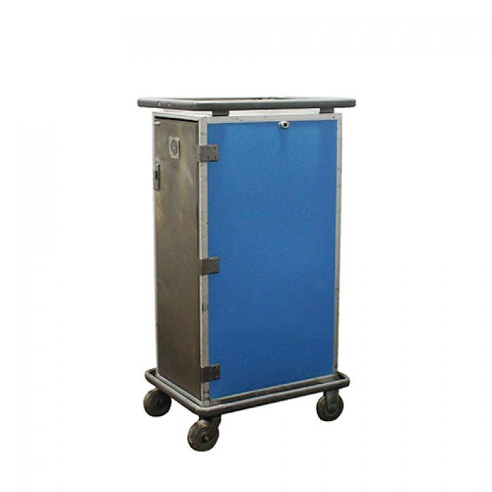 Thermowagen blauw 1/1 GN, 180 liter