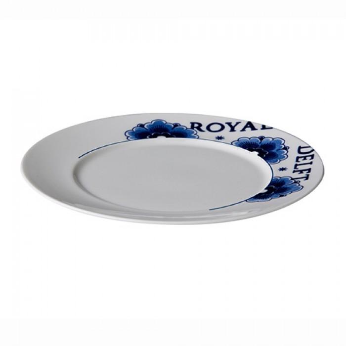 Bord Royal Dutch, Ø 23,5 cm.