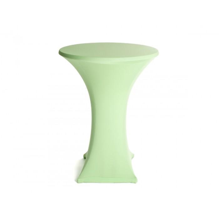 Statafelhoes stretch, licht groen