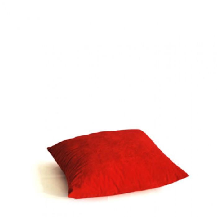 Kussen rood, diverse tinten