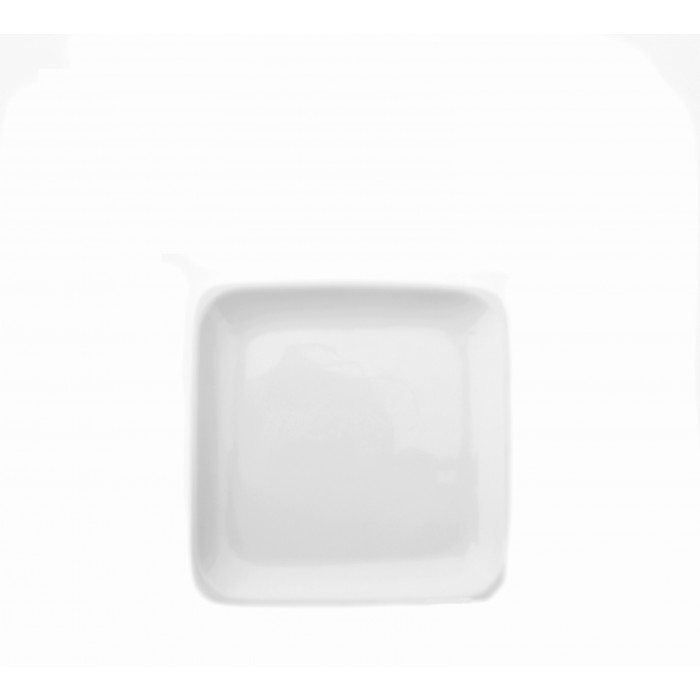 Vierkant bord Bauscher