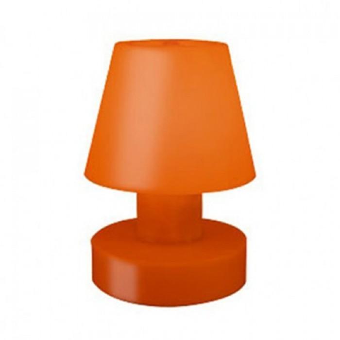 Bloom lamp, oranje