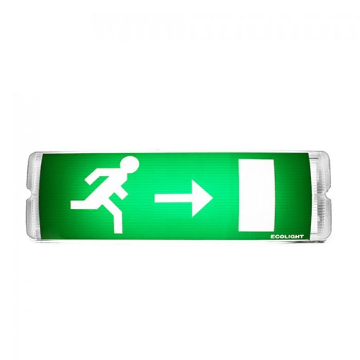 """Noodverlichting """"vluchtroute rechts"""""""