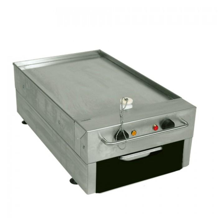 Front cooking grillplaat