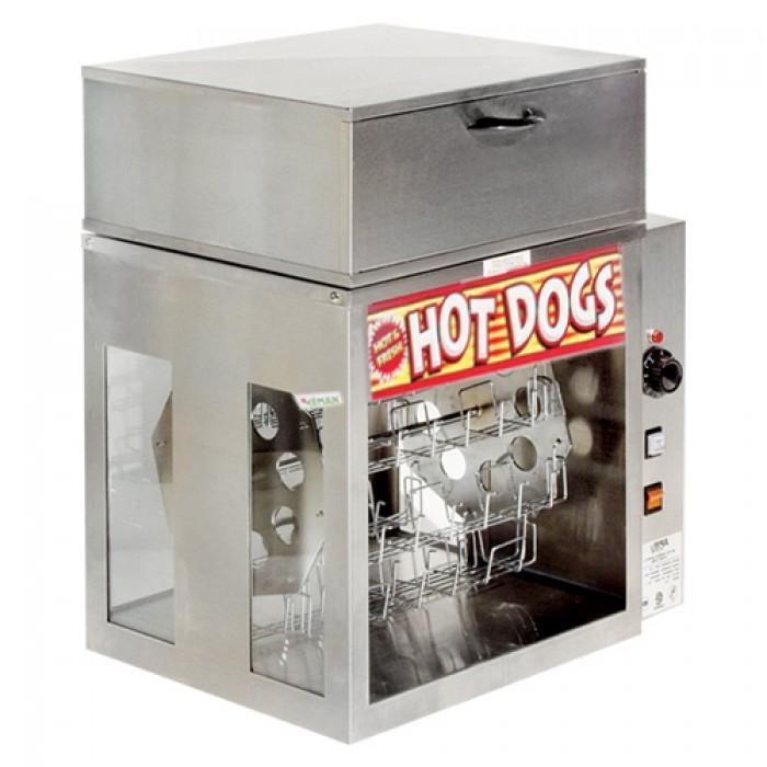 Hotdog machinespin, elektrisch