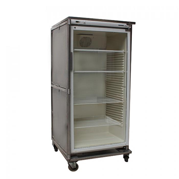 Koelkast met glazen deur, 500 liter   Apparatuur   H u00e9man horecaverhuur