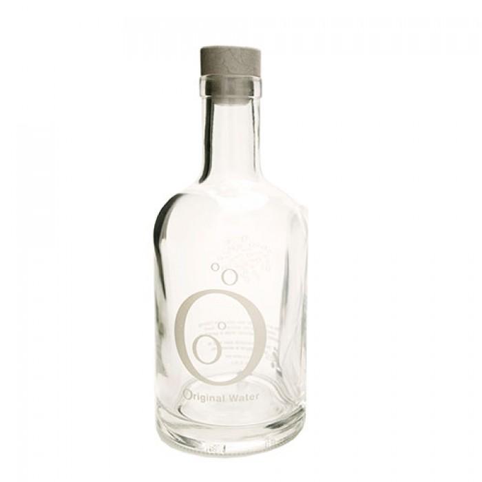 O Original waterfles, incl. grijze dop