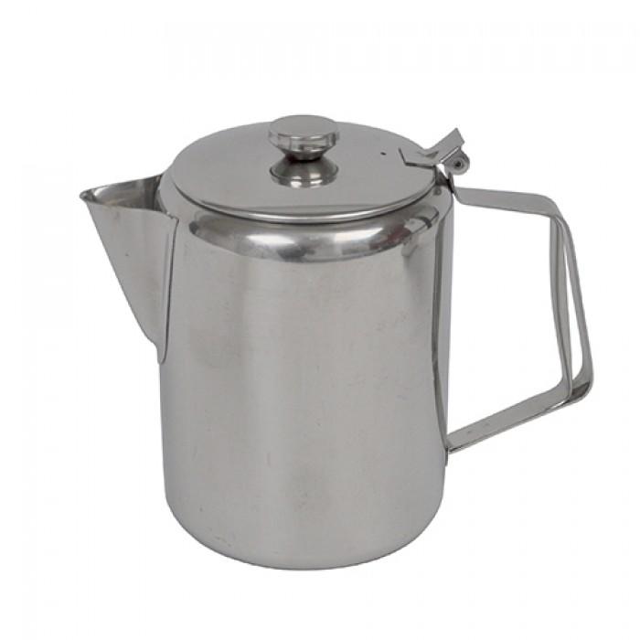 Koffie / theekan RVS, 2 liter