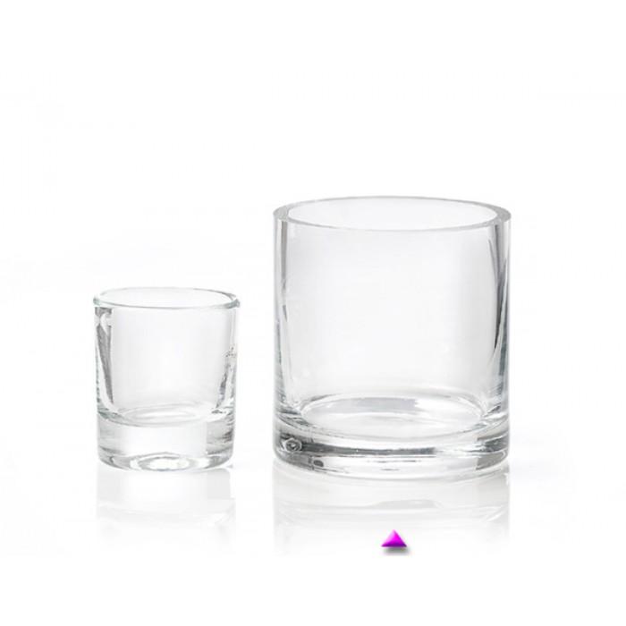 Bestekpot glas