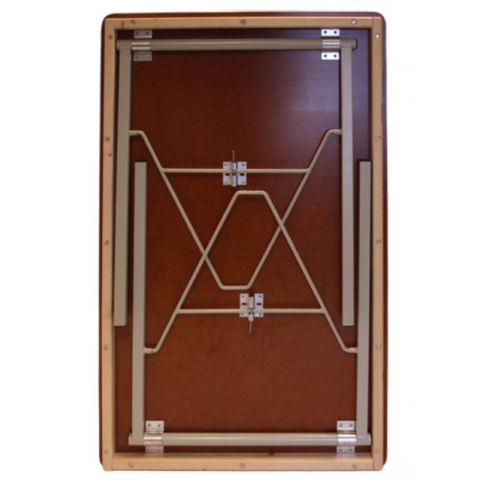 Klaptafel, 180 x 76 cm.