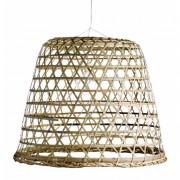 Rietenlamp met led lamp, 2 meter snoer