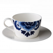 Koffiekop & schotel Royal Dutch