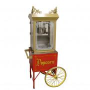 Popcorn machine, verrijdbaar