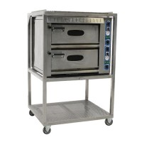 Pizza oven 2 laags 400 Volt