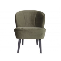 Home - Stoel, olive green