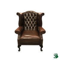 Home - Chesterfield oorfauteuil, 1 persoons