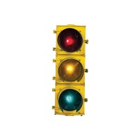 Stoplicht geel
