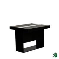 Highlight zittafel zwart