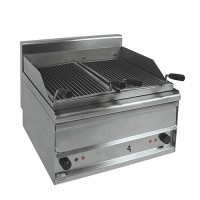 Watergrill grillplaat, elektrisch