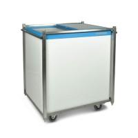 Diepvrieskist 200 liter, met schuifdeksel (8508)
