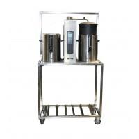 Koffiezetapparaat, 2x10 liter