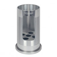 Luxe design wine cooler aluminium