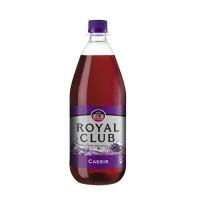 Royal Club Cassis, 1 liter