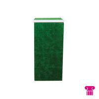 Sokkel groen kunstgras